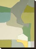 Sea Ranch Color II Toile tendue sur châssis par Rob Delamater