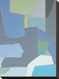 Sea Ranch Color I Toile tendue sur châssis par Rob Delamater