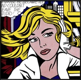 M-Maybe, 1965 Poster par Roy Lichtenstein