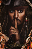 Pirates Of The Caribbean 5- Shh Print