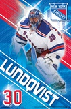 New York Rangers- H Lundqvist 17 Posters