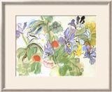 Poppies and Iris Posters by Raoul Dufy