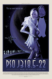 NASA/JPL: Visions Of The Future - Pso J318.5-22 Posters