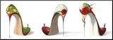 Scarpe da Cocktail Monteret tryk af Inna Panasenko