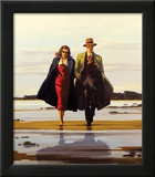 The Road to Nowhere Posters by Jack Vettriano