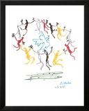 Der Reigen Kunstdrucke von Pablo Picasso