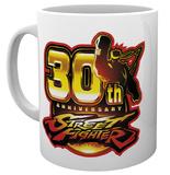 Street Fighter - SF30 Mug Tazza