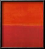 No. 3, 1967 Kunstdrucke von Mark Rothko
