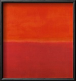 No. 3, 1967 Posters by Mark Rothko