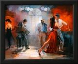Tango Kunst av Willem Haenraets