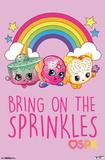 Shopkins- Bring on the Sprinkles Prints