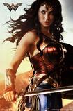 Wonder Woman- Shield Posters