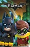 Lego Batman- Batman And Robin Posters