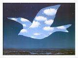 La Promesse Posters tekijänä Rene Magritte