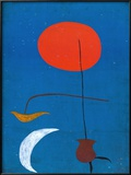Entwurf fur eine Tapisserie Posters by Joan Miró