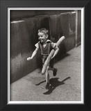 Petit Parisien Affiche par Willy Ronis