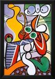 Nu et nature morte, 1931 Affiche par Pablo Picasso