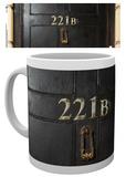 Sherlock - 221B Mug Krus