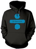 Hoodie: Ed Sheeran- Divide Logo Hættetrøje