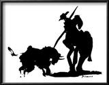 Stierkampf IV Poster von Pablo Picasso