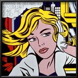 M-Maybe, c.1965 Prints by Roy Lichtenstein
