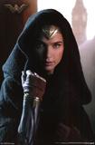 Wonder Woman- Cloak Pôsters