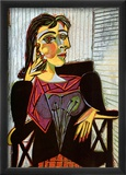 Portrait of Dora Maar, c.1937 Affiche par Pablo Picasso