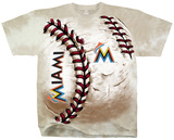 MLB: Miami Marlins- Hardball T-shirts
