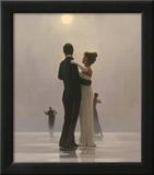 Dansend paar: Dance Me to the End of Love Poster van Vettriano, Jack