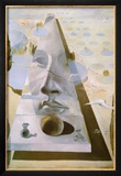 Åpenbaring på Afrodites ansikt Plakater av Salvador Dalí