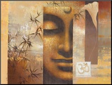 Time of Reflections I Mounted Print by Wei Ying-wu