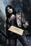 Jessica Jones 1 Variant Cover Art Featuring Jessica Jones Posters by Alex Maleev