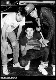 Beastie Boys- Glasgow Barrowlands May 1987 Photographie