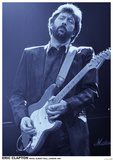Eric Clapton- Royal Albert Hall, London 1987 Poster