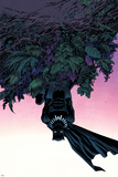 Spider-Man 7 Variant Cover Art Featuring Black Panther Affiche par Declan Shalvey