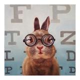 Four Eyes Posters by Lucia Heffernan