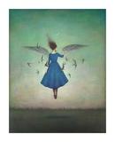 Swift Encounter Kunstdrucke von Duy Huynh