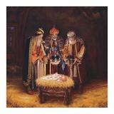 Three Wisemen Affiches van Mark Missman