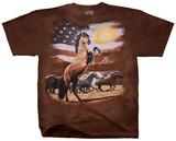 American Stallion Herd T-Shirt