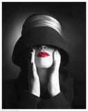 Ruby Lips III Plakater