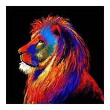 The Lion Plakater af Clara Summer