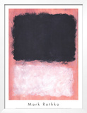 Senza titolo, 1967 Stampa di Mark Rothko