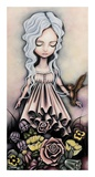 Freya Posters par Angelina Wrona