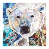 Polar Bear Pósters por James Grey