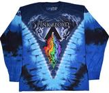 Long Sleeve: Pink Floyd - Prism River 長袖Tシャツ