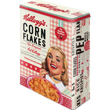 Kellogg's - Girl Corn Flakes Collage Sjove ting