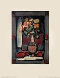 Flowers for Decoration Kunst av Georges Rouault