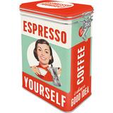 Espresso Yourself Rariteter
