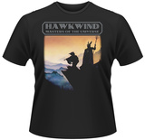 Hawkwind- Masters Of The Universe Album Cover T-Shirts
