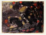 Corrida Impressão colecionável por Pablo Picasso